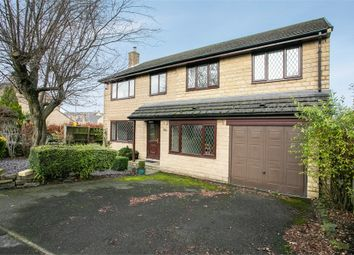 Thumbnail 5 bed detached house for sale in Station Road, Skelmanthorpe, Huddersfield, West Yorkshire