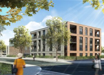 Thumbnail 2 bedroom flat for sale in Oval Quarter, Myatts Field, Akerman Road, Lambeth, London