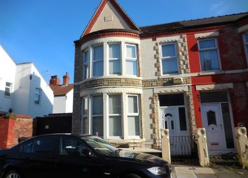 Thumbnail 3 bed property to rent in Lumley Road, Wallasey