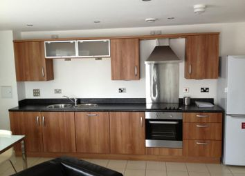 Thumbnail 1 bed flat to rent in Hive, Masshouse Plaza, Birmingham