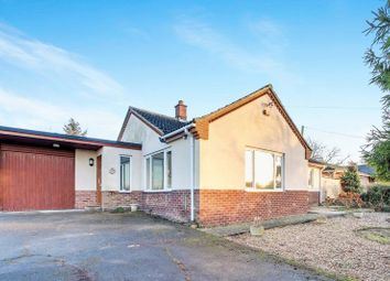 Thumbnail 2 bedroom bungalow to rent in Pittsdean Road, Abbotsley, St. Neots