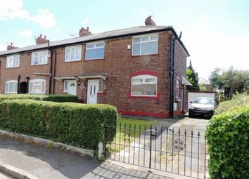Thumbnail 3 bedroom semi-detached house for sale in Edgware Road, Newton Heath, Manchester