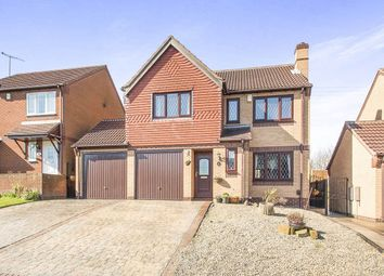 Thumbnail 4 bed detached house for sale in Ibbetson Oval, Churwell, Morley, Leeds