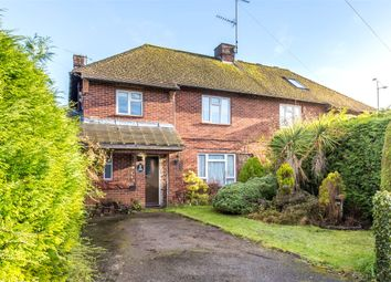 Thumbnail 3 bed semi-detached house for sale in Westlands Way, Oxted, Surrey