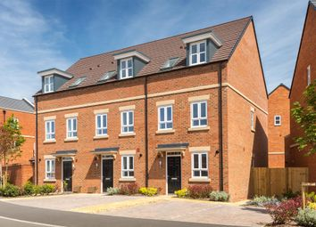 "Thumbnail 3 bed end terrace house for sale in ""Dunford"" at Racecourse Road, Newbury"