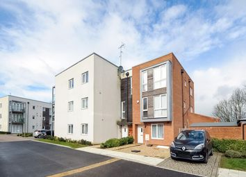 Thumbnail 2 bed flat for sale in Tenzing Gardens, Everest Park, Basingstoke