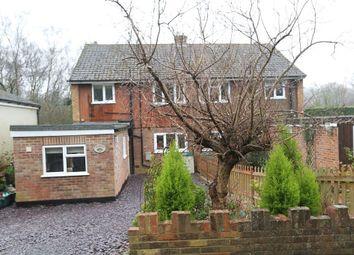 Thumbnail 3 bed semi-detached house for sale in Modest Corner, Tunbridge Wells, Kent