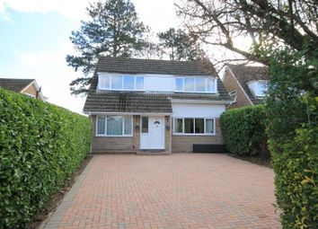 Thumbnail 5 bed detached house for sale in Silverthorne Drive, Caversham Heights, Reading