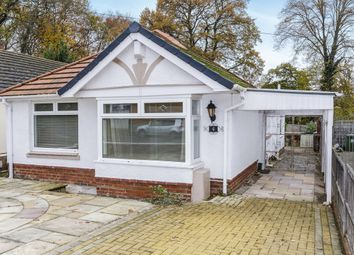 Thumbnail 2 bedroom bungalow for sale in Mon Crescent, Southampton