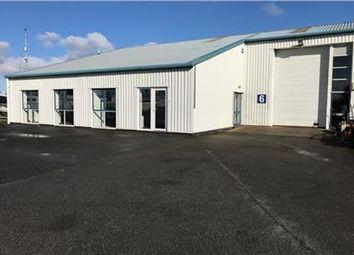 Thumbnail Light industrial to let in Unit 6 Hafan Marina Workshops, Hafan Marina, Pwllheli, Gwynedd