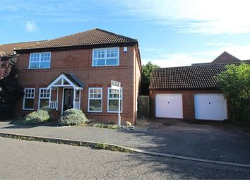 Thumbnail 5 bed detached house to rent in Long Ayres, Caldecotte, Milton Keynes