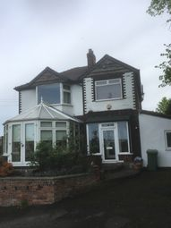 Thumbnail 3 bed detached house for sale in 15 Chester Road, Sutton Weaver