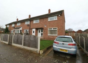 Thumbnail 3 bedroom end terrace house for sale in Barret Road, Cantley, Doncaster, South Yorkshire