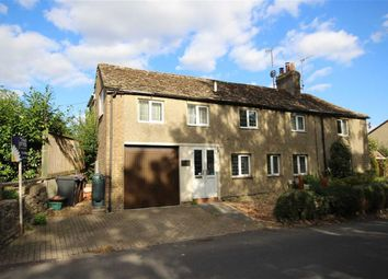 Thumbnail 3 bed semi-detached house for sale in The Street, Lydiard Millicent, Swindon