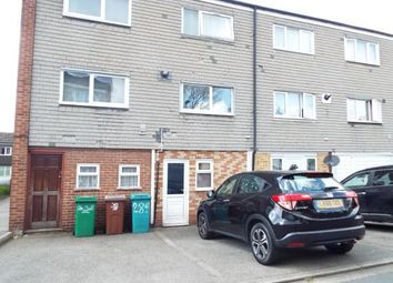 Thumbnail 2 bed terraced house for sale in Lismore Close, Radford, Nottingham, Nottinghamshire