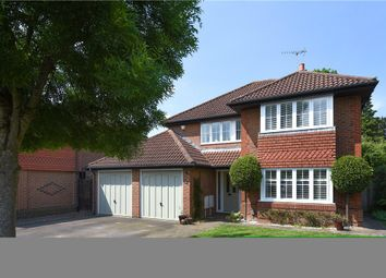Thumbnail 4 bedroom detached house for sale in Suffolk Combe, Warfield, Bracknell
