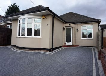 Thumbnail 2 bed detached bungalow to rent in Gloucester Road, Peterborough