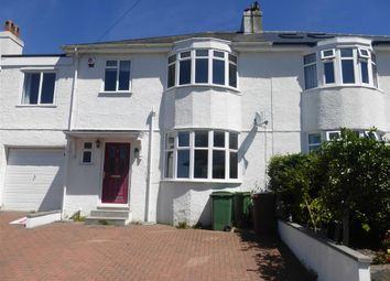 Thumbnail 5 bed semi-detached house to rent in Venn Crescent, Hartley, Plymouth