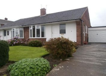 Thumbnail 2 bed bungalow to rent in Ainsdale Gardens, Chapel House, Newcastle Upon Tyne