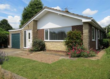 Thumbnail 3 bed detached bungalow for sale in Ancaster Drive, Sleaford