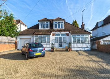 Thumbnail 4 bed property to rent in Epsom Lane North, Epsom
