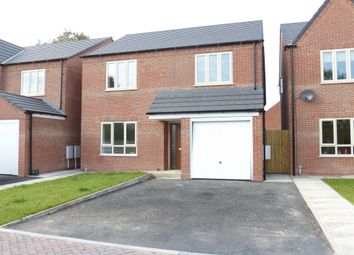 Thumbnail 4 bedroom detached house for sale in Pilot Drive, Hucknall, Nottingham