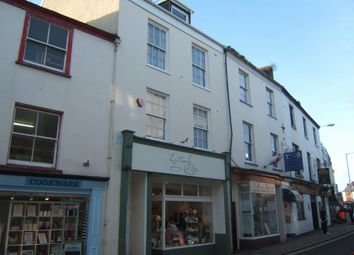 Thumbnail 1 bedroom flat to rent in Boutport Street, Barnstaple