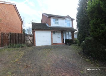 Thumbnail 4 bedroom detached house to rent in The Campions, Hertfordshire, Borehamwood, Hertfordshire
