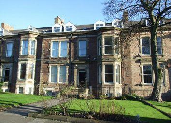 Thumbnail 3 bed flat to rent in Osborne Terrace, Jesmond, Newcastle Upon Tyne