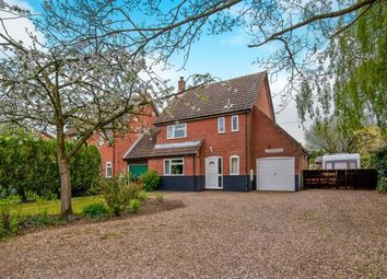 Thumbnail 3 bed link-detached house for sale in Griston, Thetford, United Kingdom