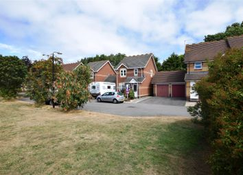 Thumbnail 3 bed link-detached house for sale in Heron Gardens, Portishead, Bristol