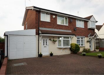 Thumbnail 3 bed semi-detached house for sale in Belgrave Road, Halesowen