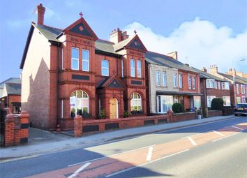 Thumbnail 4 bed detached house for sale in Ruabon Road, Wrexham
