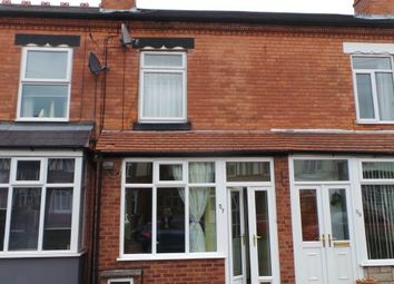 Thumbnail 2 bedroom terraced house for sale in Coles Lane, Sutton Coldfield, West Midlands