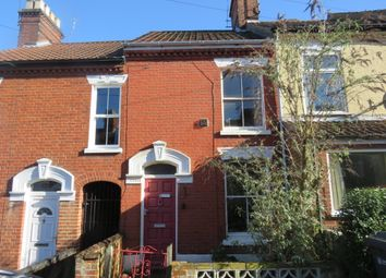 Thumbnail 3 bedroom terraced house for sale in Lincoln Street, Norwich