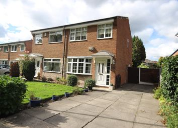 Thumbnail 2 bed semi-detached house to rent in Withington Drive, Astley, Manchester