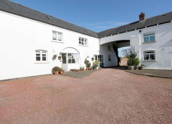 5 bed barn conversion for sale in Yew Tree Court, Nantwich Road, Wimboldsley, Middlewich CW10