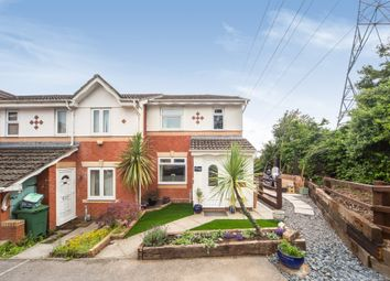 Thumbnail 3 bed end terrace house for sale in Clonakilty Way, Pontprennau, Cardiff