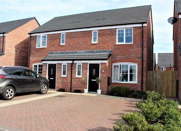 Thumbnail 3 bedroom semi-detached house for sale in Walnutwood Avenue, Bamber Bridge, Preston