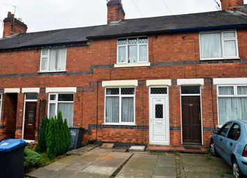 Thumbnail 3 bed terraced house to rent in Rugby Road, Burbage, Leicestershire