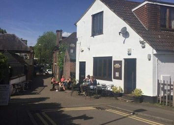 Thumbnail Restaurant/cafe for sale in Cafe Gusto, Harpenden