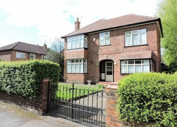 Thumbnail 4 bedroom property for sale in Heaton Road, Withington, Manchester