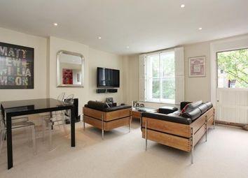 Thumbnail 2 bed flat to rent in Hansard Mews, London