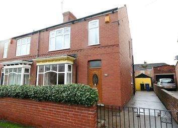 Thumbnail 3 bed semi-detached house for sale in Hall Avenue, Mexborough, South Yorkshire