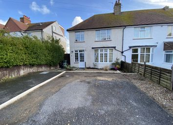 Thumbnail 3 bed end terrace house for sale in Cavalry Crescent, Eastbourne, East Sussex