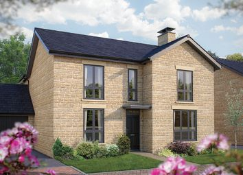 "Thumbnail 5 bed detached house for sale in ""The Condicote"" at New Barn Lane, Prestbury, Cheltenham"