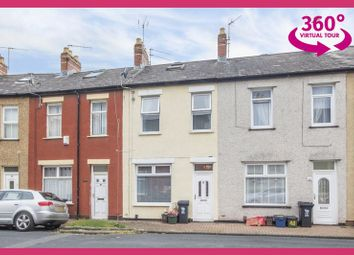 Thumbnail 2 bed terraced house for sale in Liscombe Street, Newport