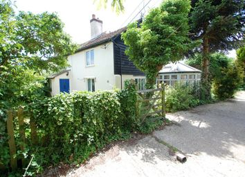 Thumbnail 4 bed cottage for sale in Grove Road, Tiptree, Colchester