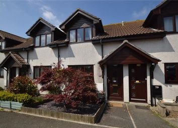 Thumbnail 2 bed terraced house for sale in Trelissick Fields, Hayle, Cornwall
