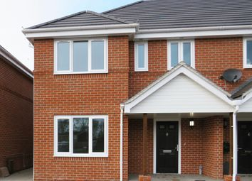 Thumbnail 3 bed semi-detached house to rent in Highlands Road, Fareham